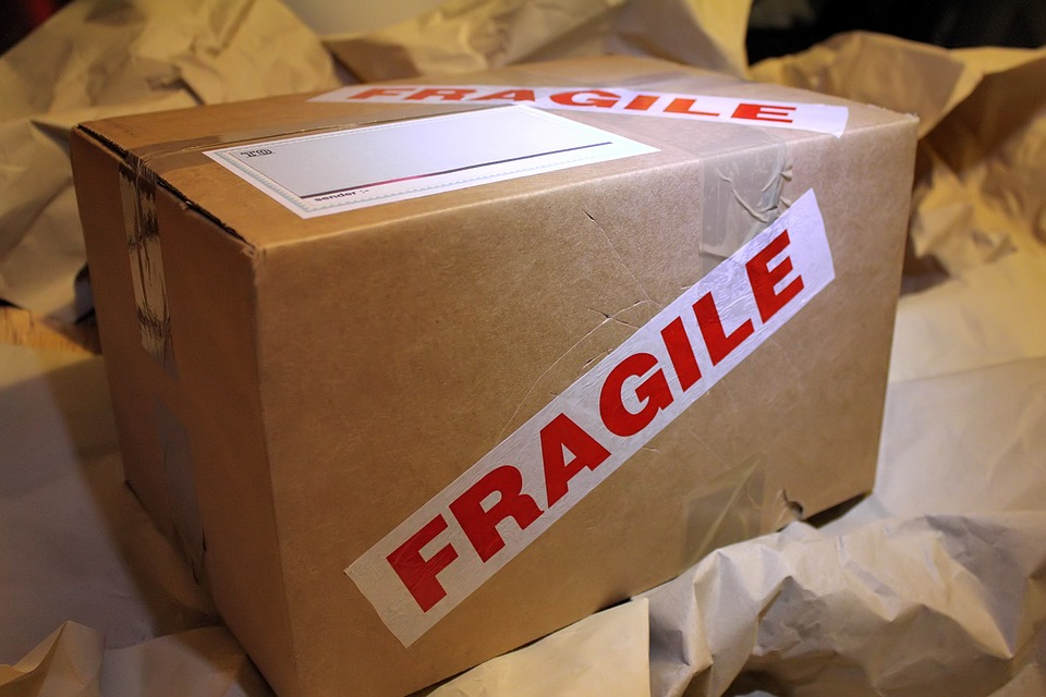 How to Safely Send Fragile Items through the Mail