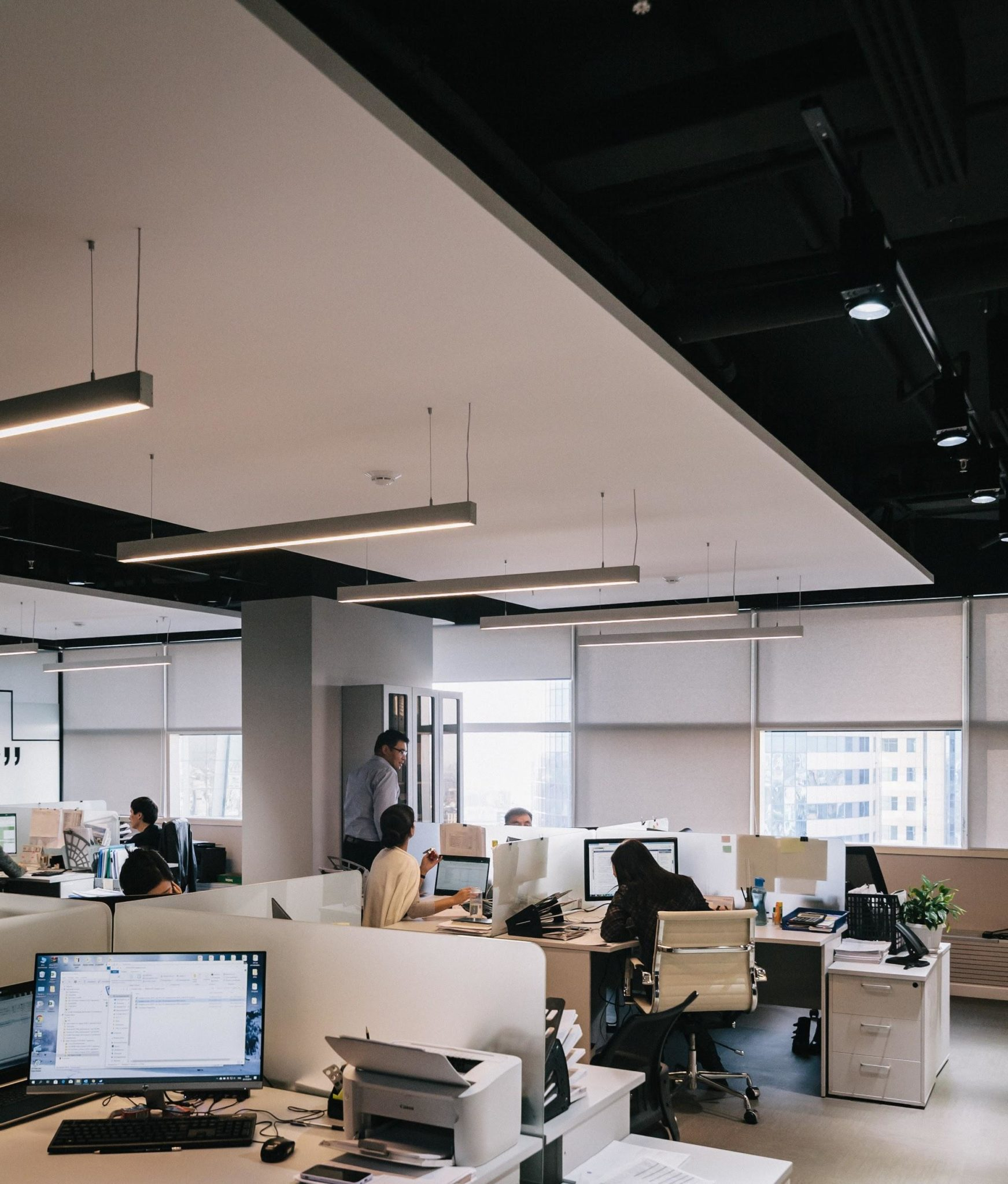 How Your Office Environment Impacts Employee Productivity