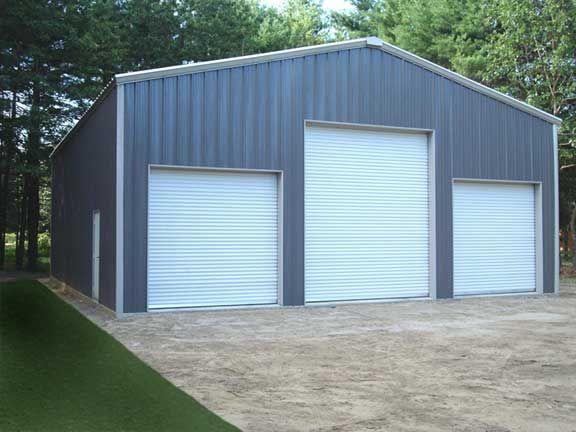 Need for Customization of Steel Garage