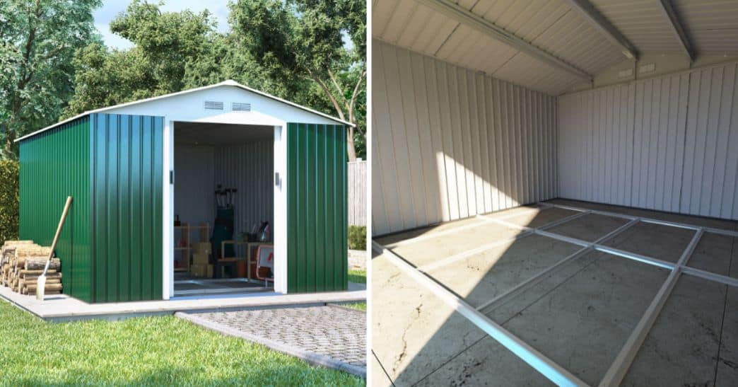 Hazards of Low Quality Steel Sheds